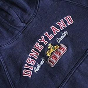 Disneyland Park Pluto 1955 Hoodie 2t